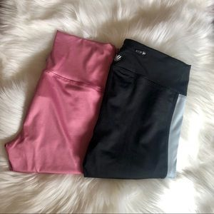 Bundle Forever 21 Activewear Leggings